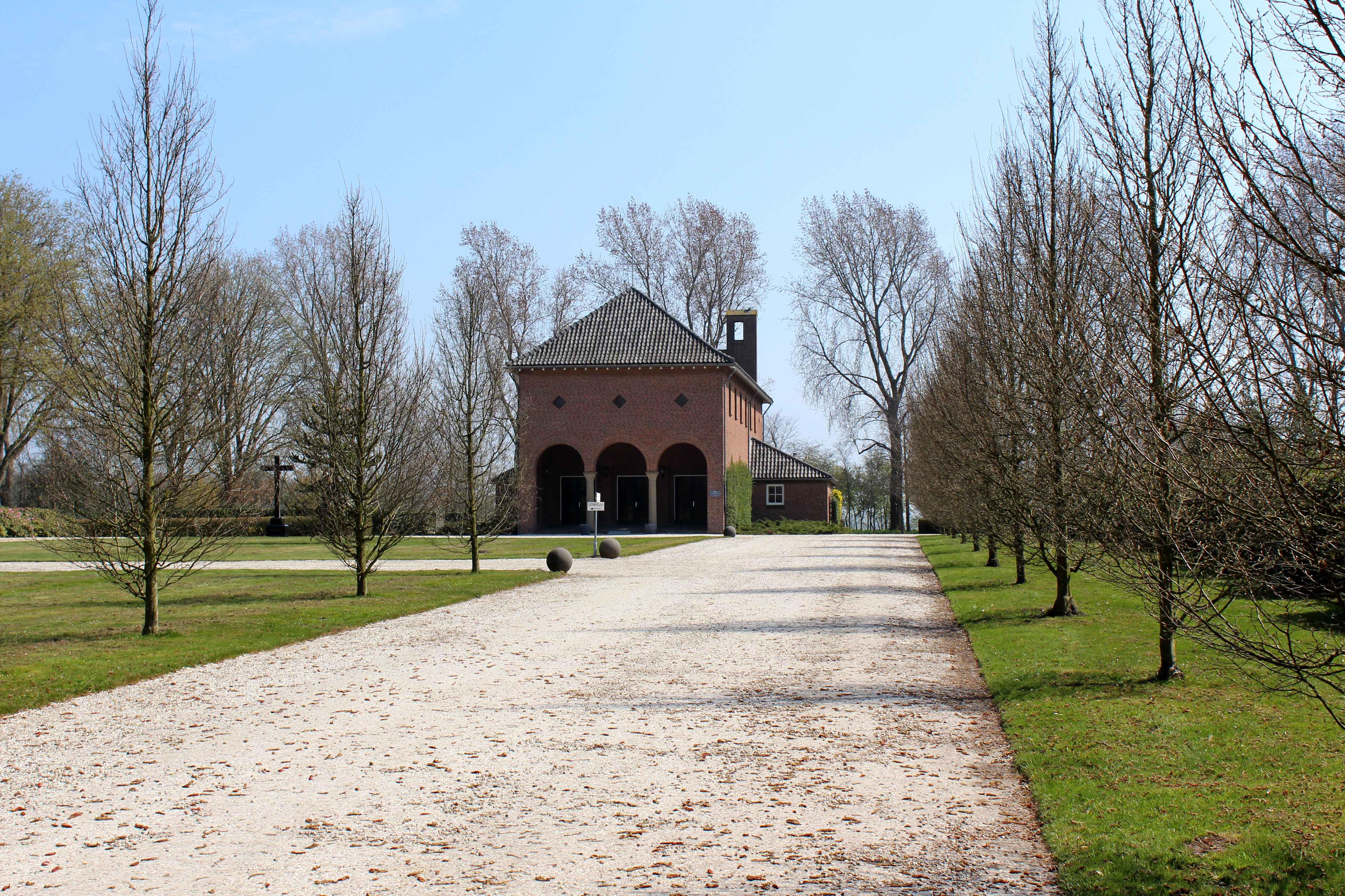 Begraafplaats St. Jozef Haarlem