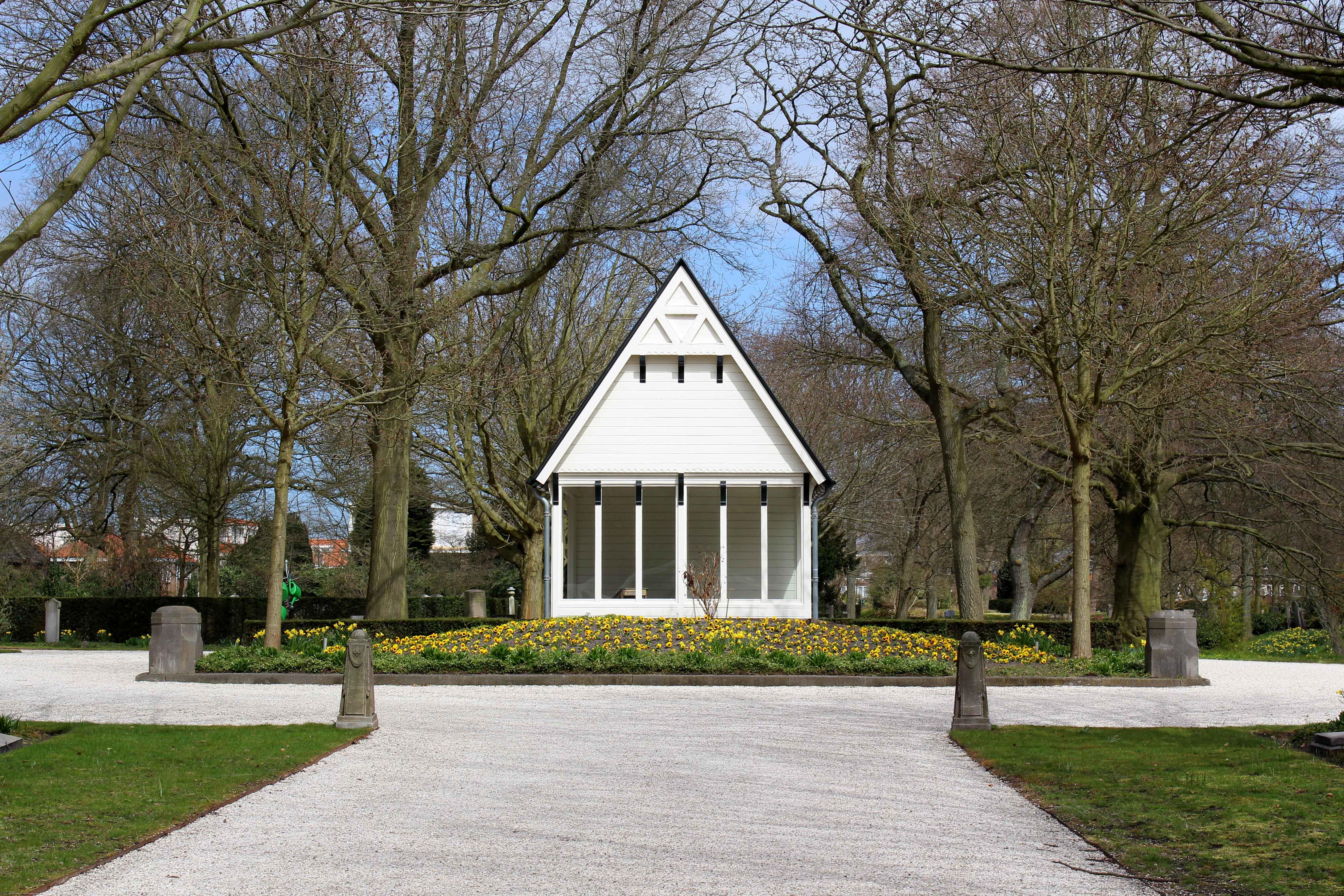Kapel Begraafplaats Kleverlaan Haarlem