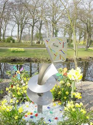 Gedenksteen van Dominiek Steinmeijer